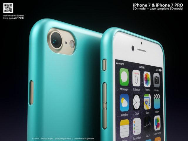 Concept iPhone7 Martin 7