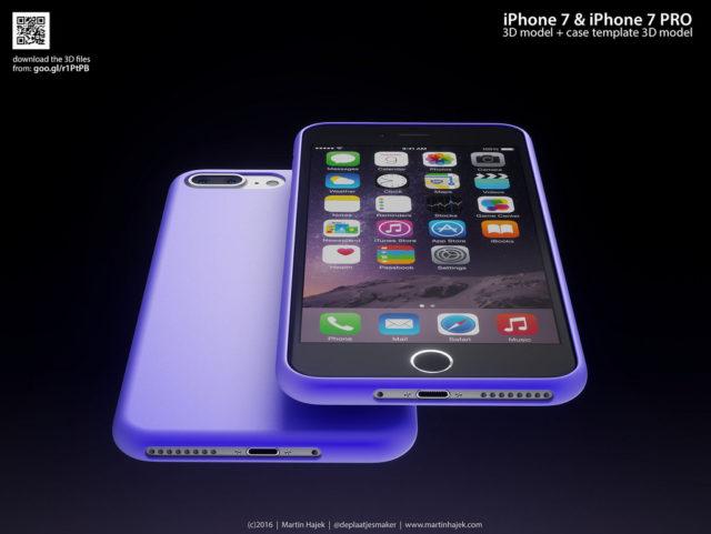 Concept iPhone7 Martin 8