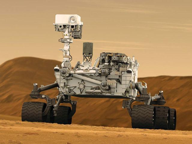 Découverte Mars