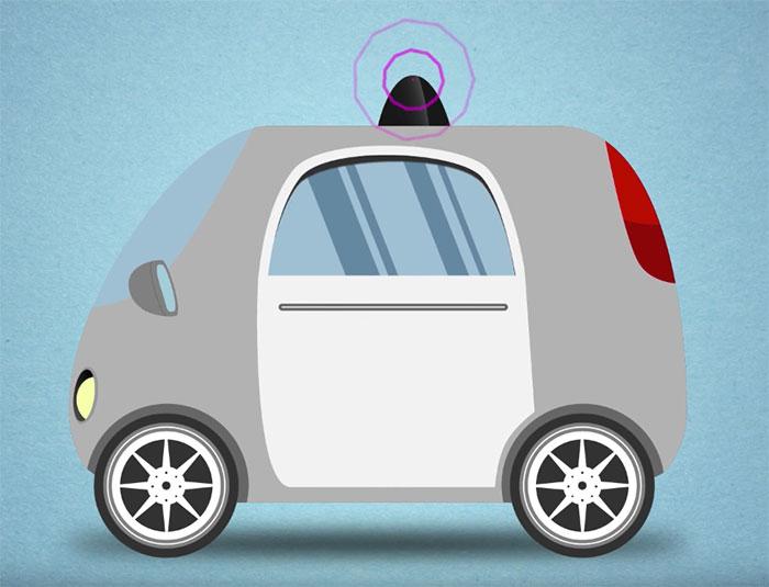 Les voitures autonomes de demain seront-elles programmées pour nous sacrifier en cas d'accident ?