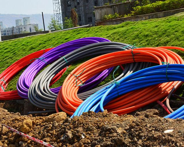 Connexion internet très haut débit