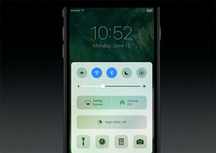 WWDC 2016 : iOS 10 - image 1