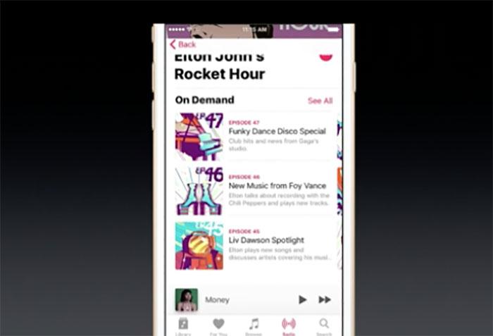 WWDC 2016 : iOS 10 - image 4