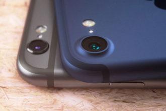 iPhone 7 bleu : image 0