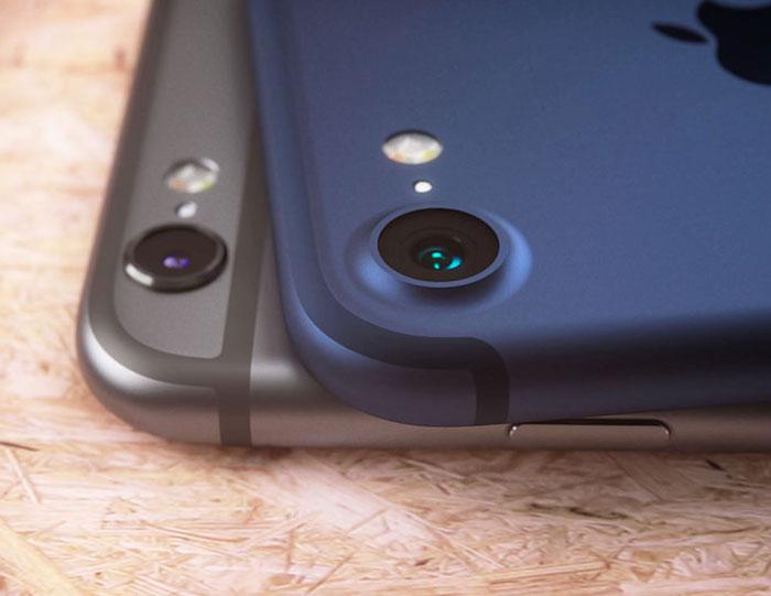 Cet iPhone 7 bleu devrait plaire à pas mal de monde