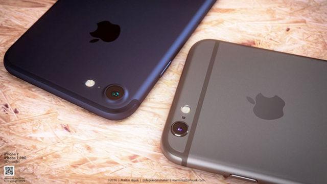 iPhone 7 bleu : image 6