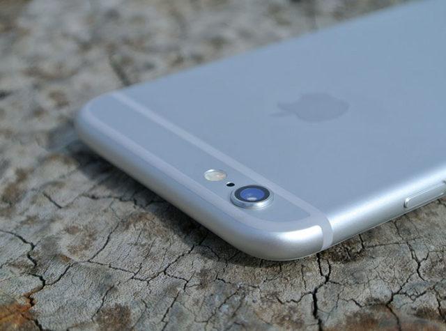 iPhone 7 bleu
