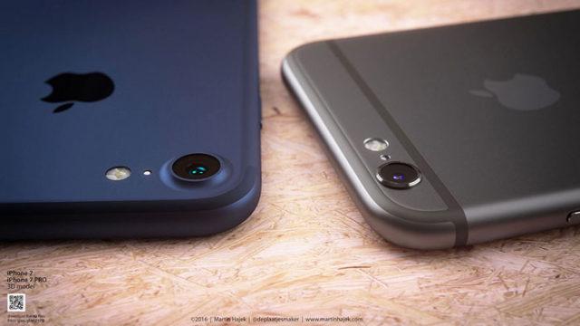 iPhone 7 bleu : image 7