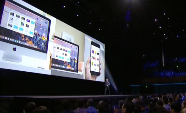 WWDC 2016 : macOS