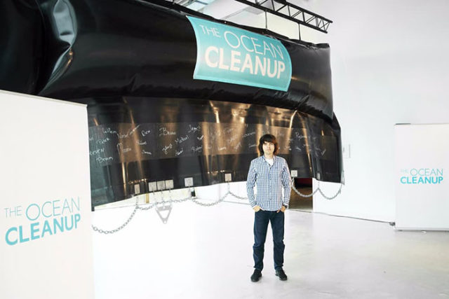 The Ocean Cleanup : image 3