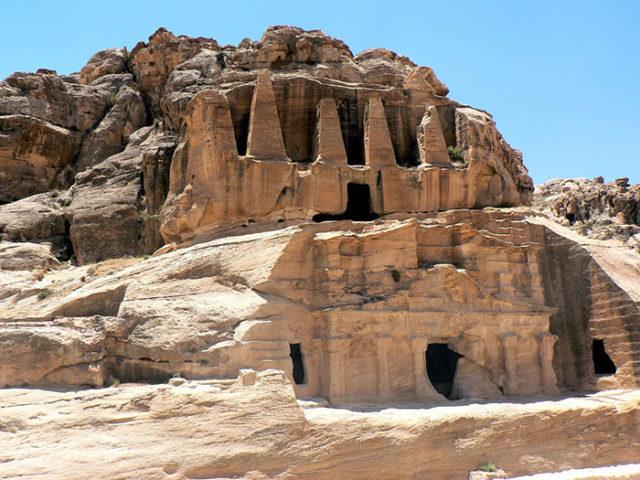 Ils ont fait une « immense » découverte dans la cité de Pétra, en Jordanie