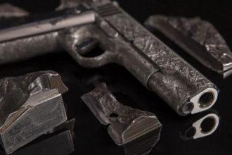 Pistolet Météorite