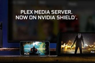 Plex Server Shield