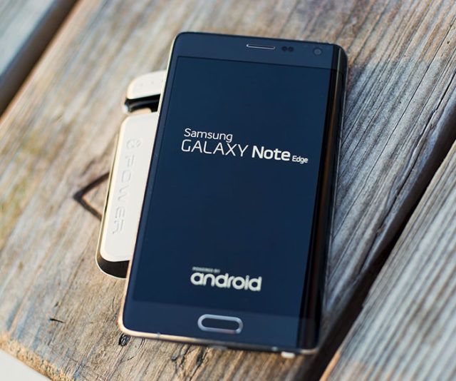 Rumeurs Note 7 Edge