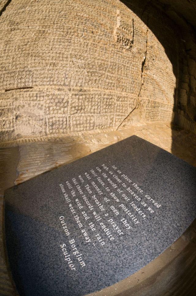 Pièce secrète Rushmore : 4
