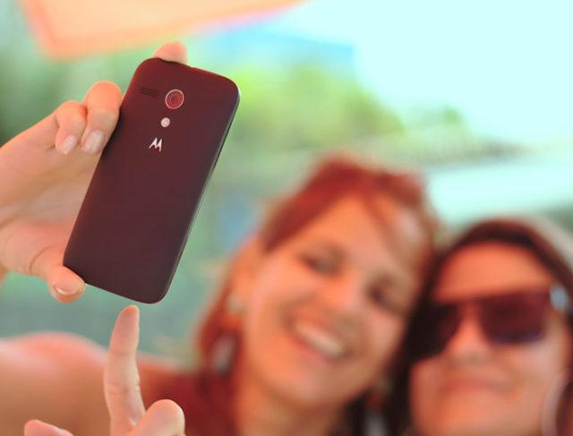 Selfie 3D Snapchat