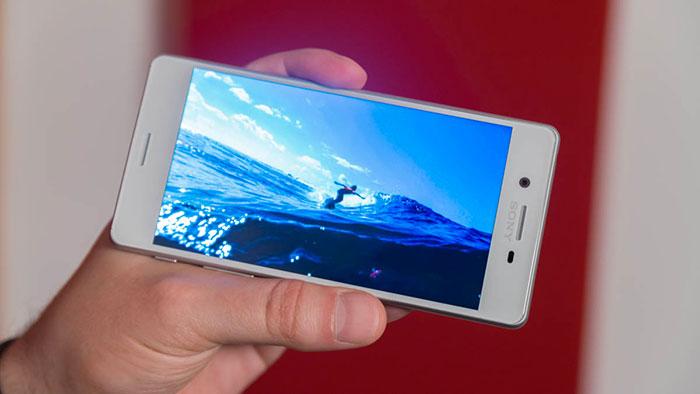 Sony Xperia X France : image 4