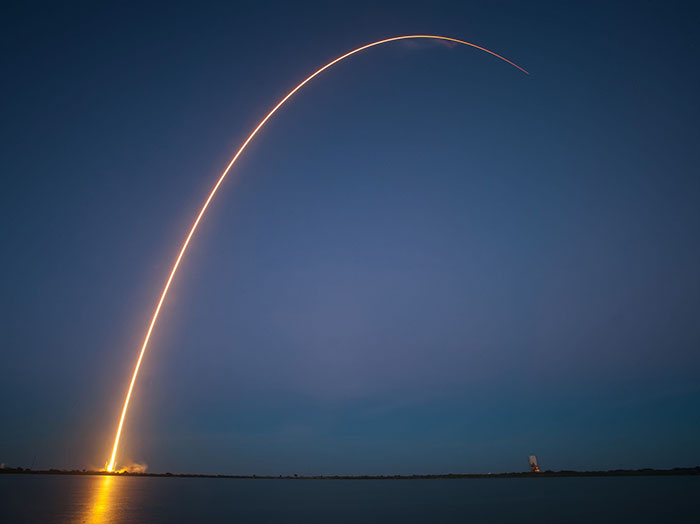 SpaceX veut envoyer des hommes sur Mars en 2024