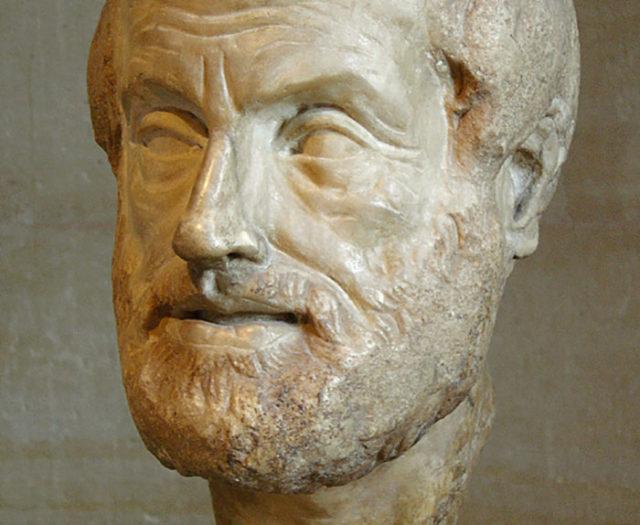 Tombe Aristote