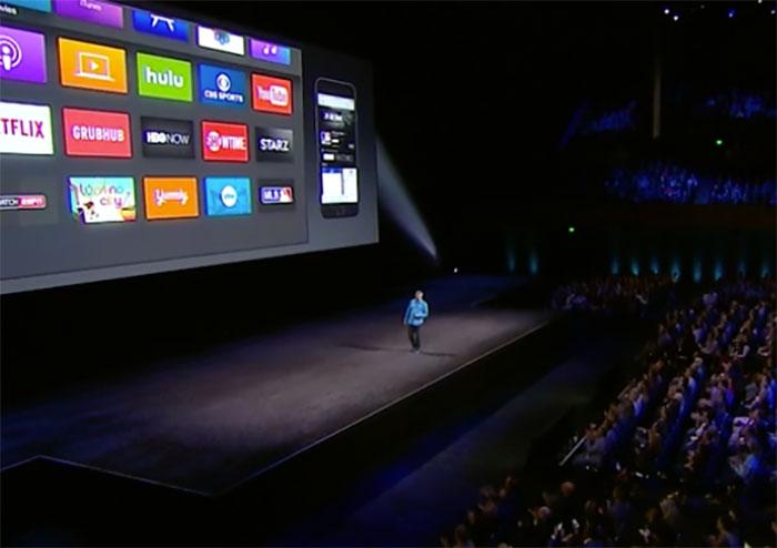 WWDC 2016 : tvOS - image 2