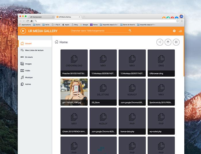 UR Browser : image 4