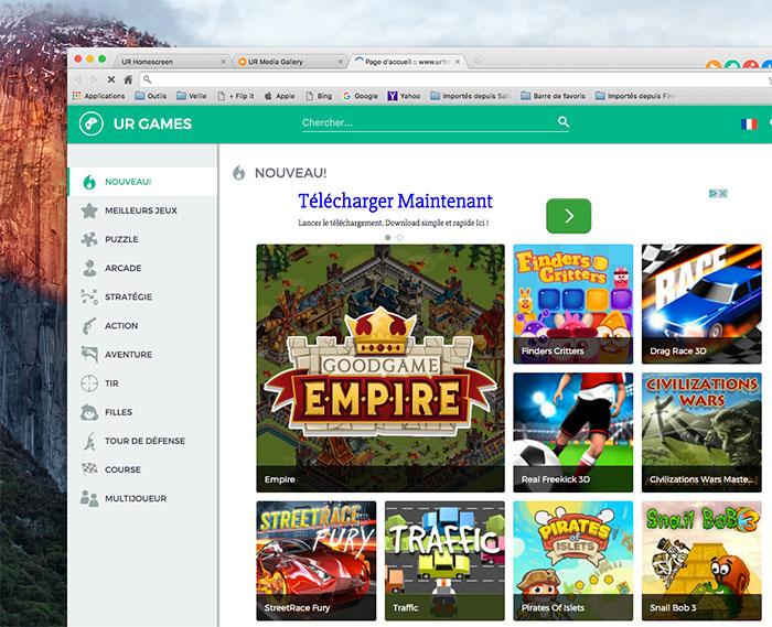 UR Browser : image 5