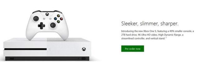 Xbox One S : image 2