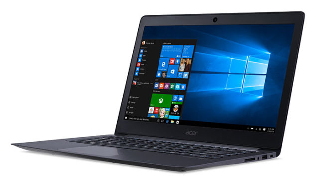 Acer TravelMate X349 : image 2