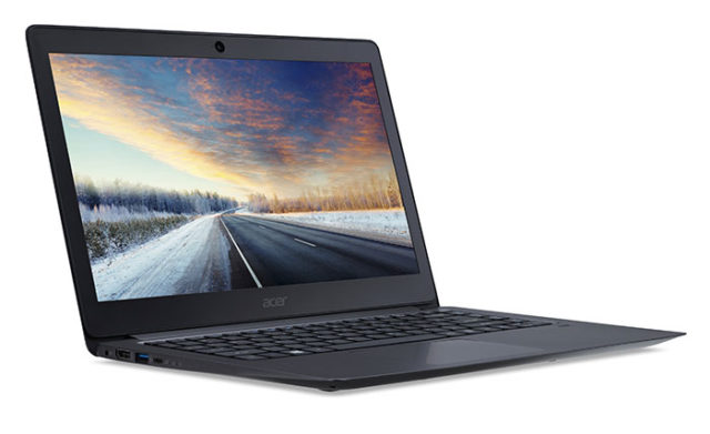 Acer TravelMate X349 : image 3