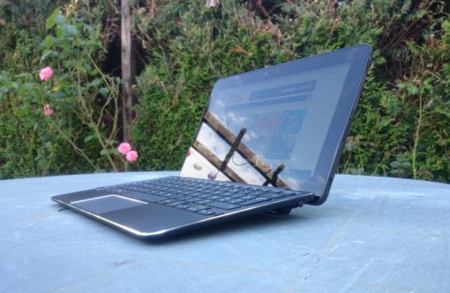 Le clavier de la Dell Latitude 11 5179