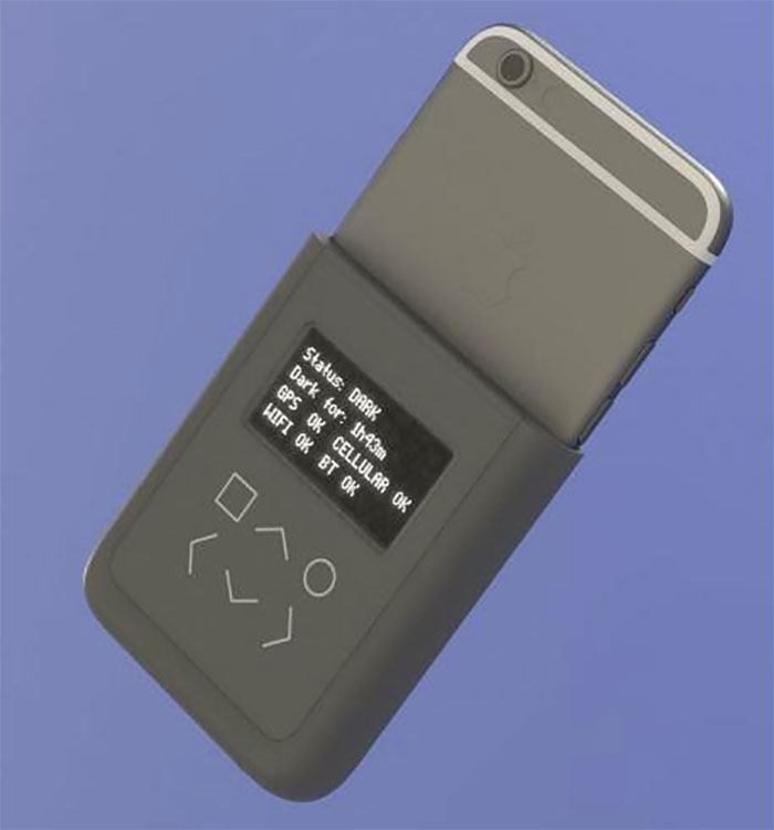 Coque Edward Snowden 2