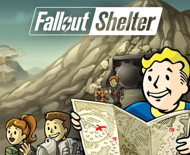 fallout shelter d barque sur pc. Black Bedroom Furniture Sets. Home Design Ideas