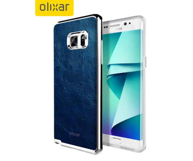 Galaxy Note 7 Blanc : image 2