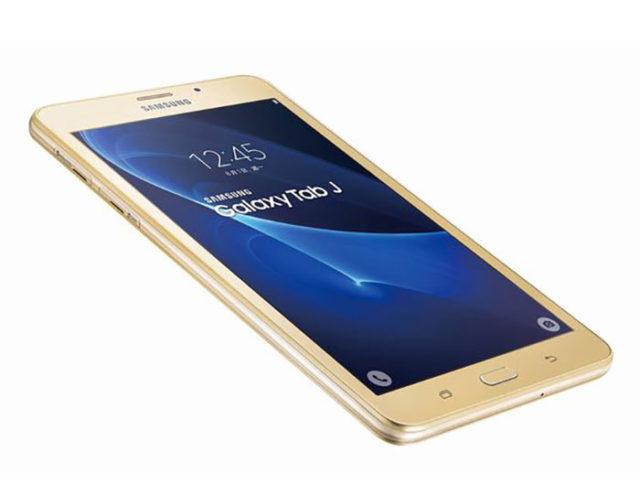 Galaxy Tab J : image 0