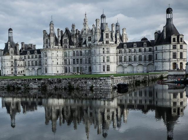 Google Châteaux de la Loire