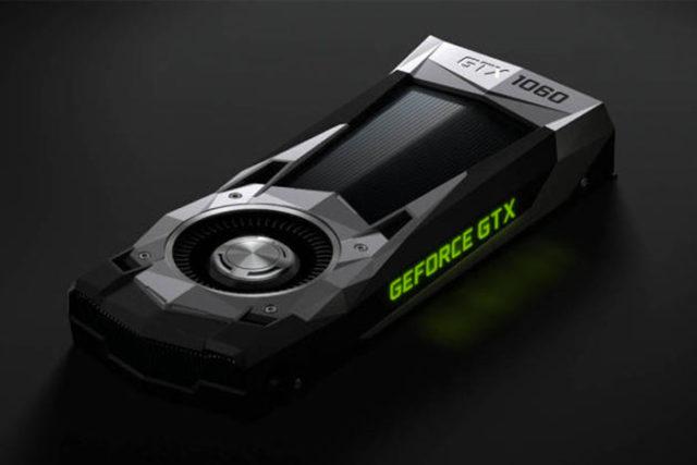 GeForce GTX 1060 : image 1