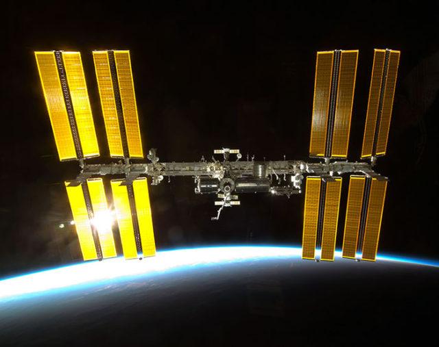 ISS Tchernobyl