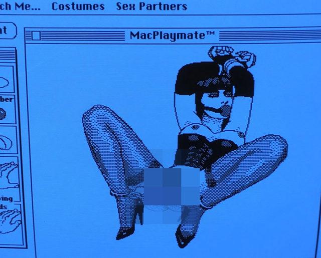 Mac Playmate : image 1