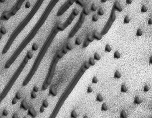 Code Morse Mars