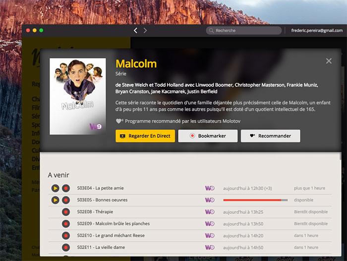 Molotov TV : image 2