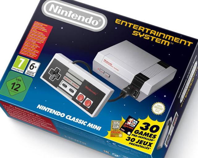 NES Mini Preco