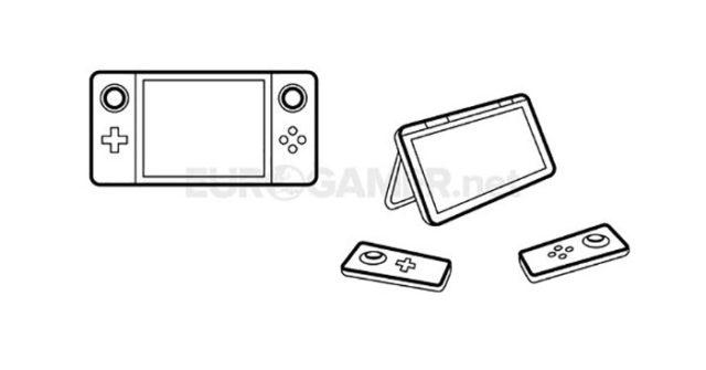 Schémas Nintendo NX