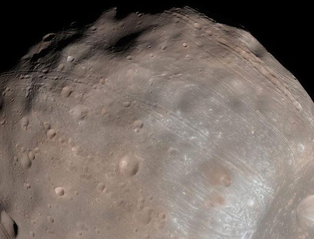 Phobos Mars