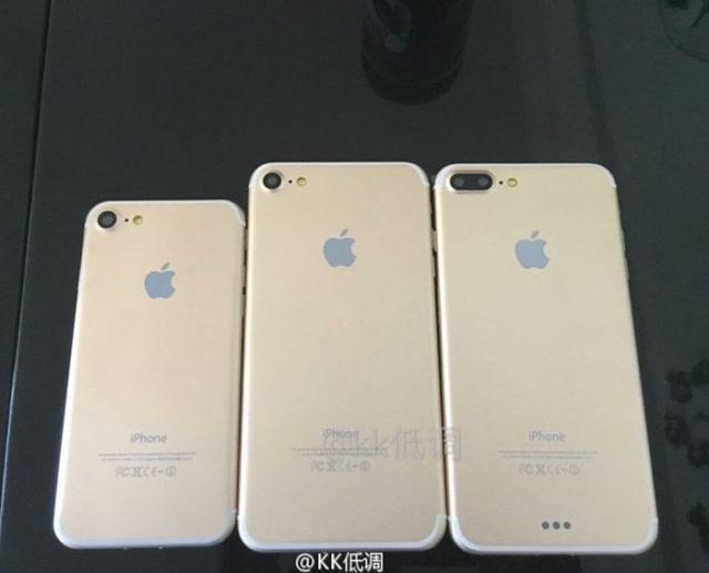 Photo iPhone 7 : 1