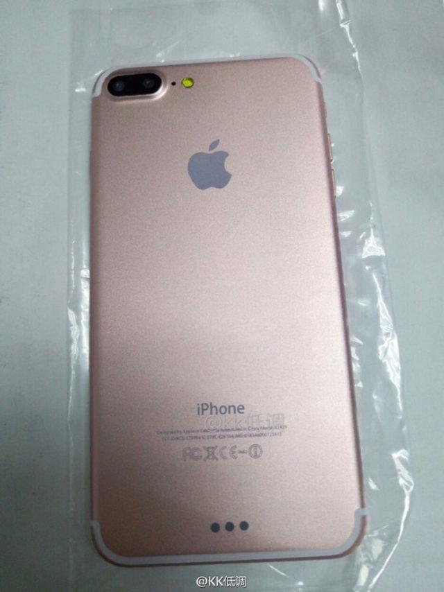 Photo iPhone 7 : 2