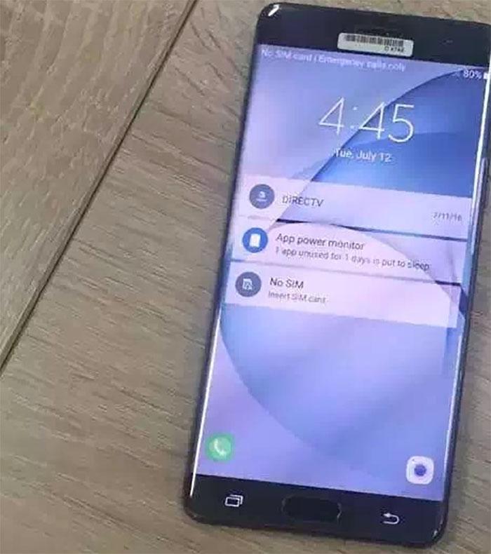 Photo Galaxy Note 7 1