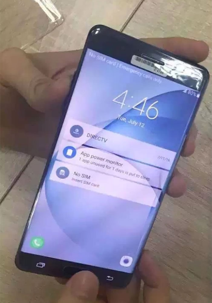 Photo Galaxy Note 7 2