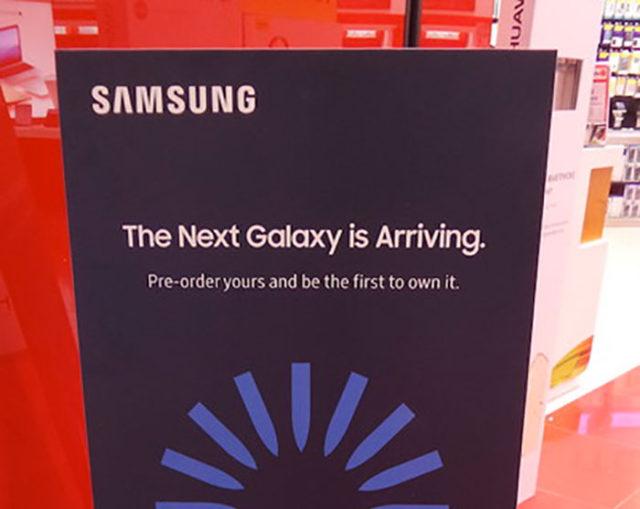 Préco Galaxy Note 7