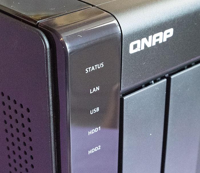Test du NAS QNAP TS-251+