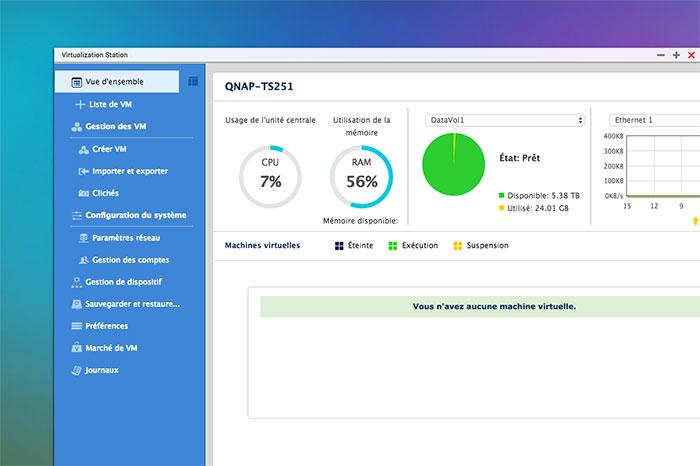 QNAP Advanced 3